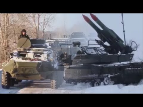 Russian Siberian Army Alerted After The NATO Summit