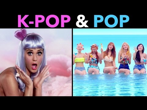 K-POP SONGS SIMILAR TO ENGLISH POP SONGS! (PART 2)