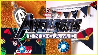 🌟Avengers ENDGAME DIY projects💫