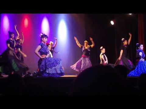 Flamenco -  Flower Gym
