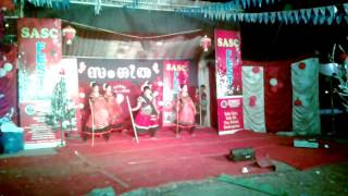 Ellulleri dance by Induja chandran and team