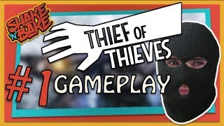 Thief of Thieves - Season One (Xbox One) | Party and Larceny | Gameplay 1