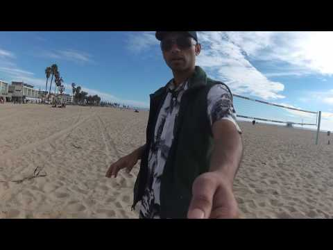 The sands of Venice Beach, Los Angeles, California - Part 1