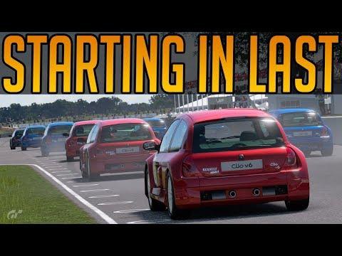 Gran Turismo Sport: Starting Last is Hilarious