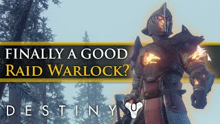 Destiny Rise of Iron: The best Raid warlock setup (Support, More Supers, More Damage)