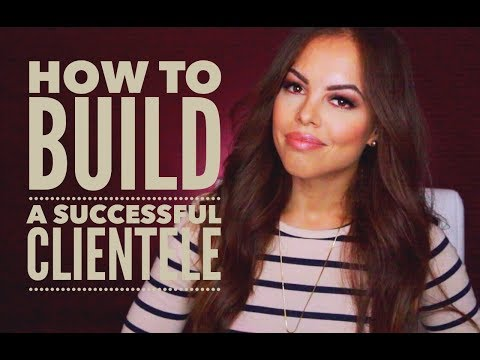 How to Build a Successful Clientele- Salon and Eyelash Extension Business