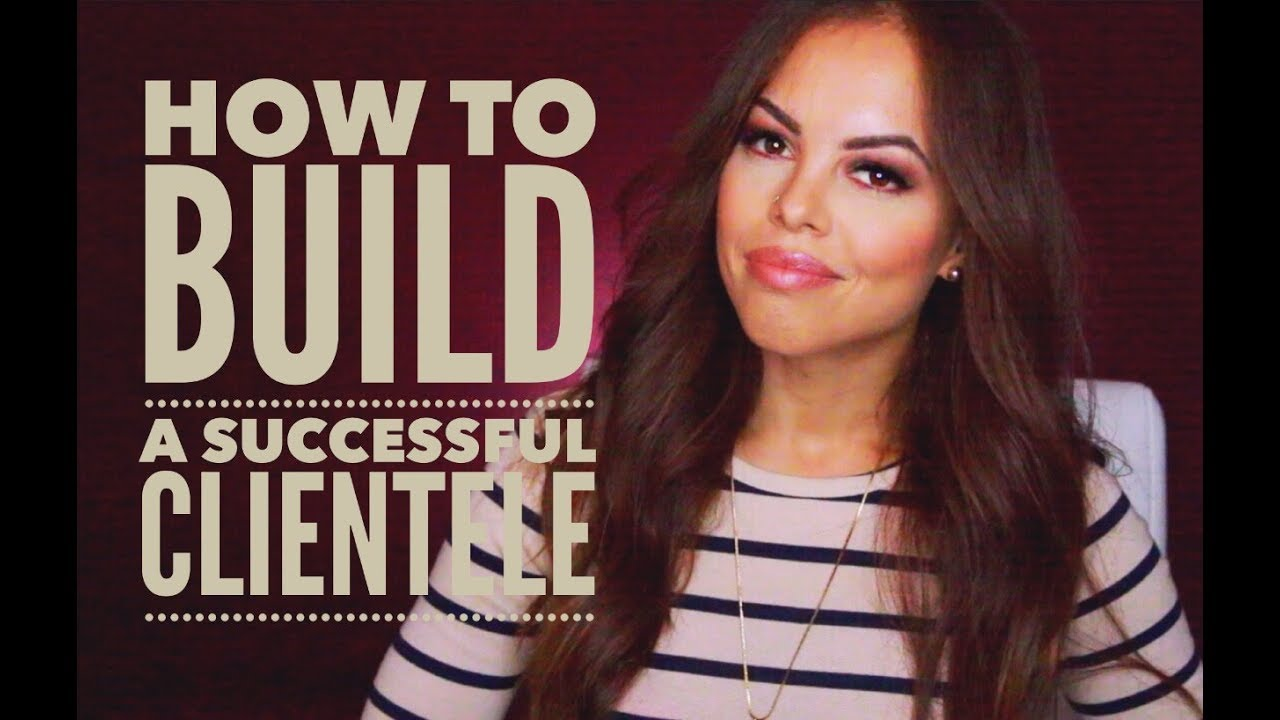 How To Build A Successful Clientele Salon And Eyelash Extension