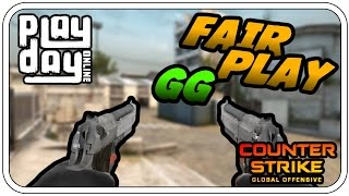 FAIR PLAY, GG - CS:GO PDO TURNIER #002- Let