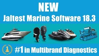 JALTEST MARINE SOFTWARE 18.3