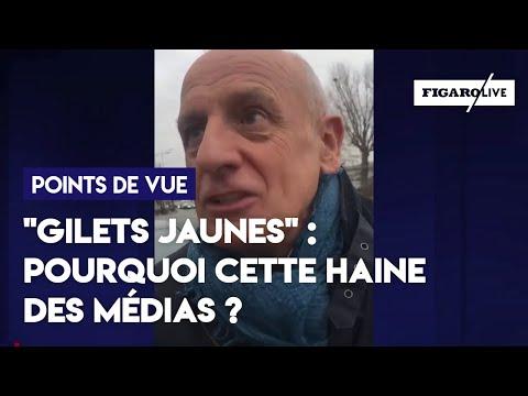 'Gilets jaunes' : pourquoi cette haine des médias ?