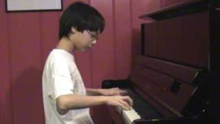 Trying out the new Kawai K3 piano (Minuets I and II, J.S. Bach)