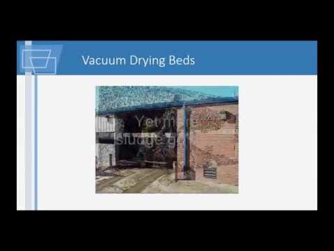 Sludge Handling and Drying - Environmental Engineering Lecture 17