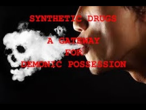 Image result for drugs leading to demon possession