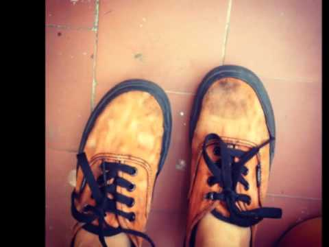 DIY Vans Shoes