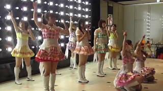 20170513 アイフェス 北海道ご当地アイドル フルーティー.