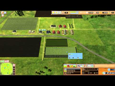 Lets Play Farming Giant Episode 7 - Harvest more grass erryday