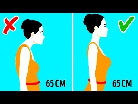 5 bài tập đơn giản cho vòng eo thon gọn và vùng bụng săn chắc