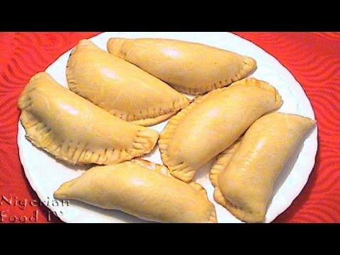 How to Make Nigerian Meat Pie | Nigerian Snacks recipes thumbnail