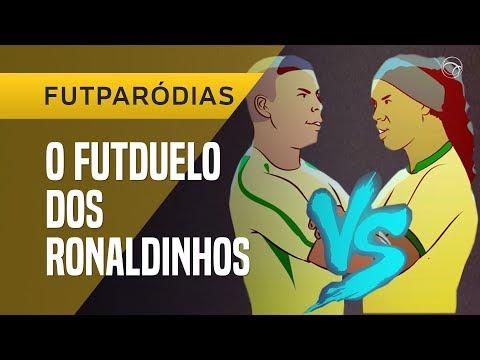 FUTPARÓDIAS: RONALDINHO FENÔMENO VS GAÚCHO   FUTDUELO 4