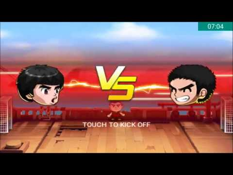 Head Soccer Challenge - Fight Mode with Hong Kong