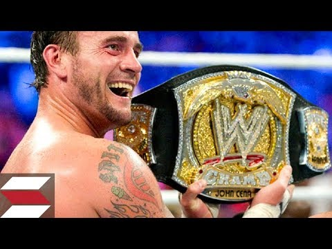 10 WWE Wrestlers Who Held a Championship for Only One Day