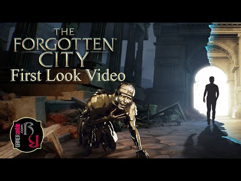 GAMERamble - The Forgotten City First Look Video |