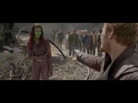 Star lord dance - Guardians of the galaxy scene | HD 720p Mp3