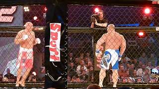 Najman Burneika RUNDA 1 MMA Attack 2 2017 Video