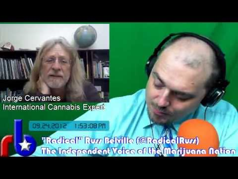 The Russ Belville Show #61 - The Oregonian Discovers America Loves Oregon Marijuana