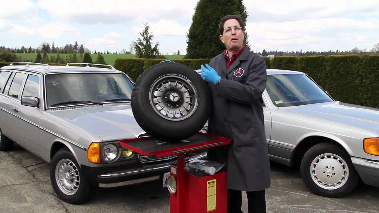 Help Rid The Road Of Ugly Alloy Wheels On Older Mercedes