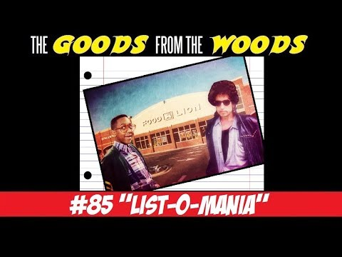 "Episode #85 - ""List-O-Mania"""