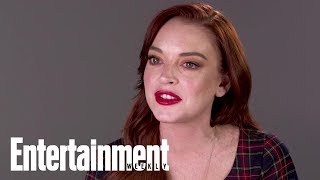Why Lindsay Lohan Went Back To Reality TV For 'Lindsay Lohan's Beach Club' | Entertainment Weekly