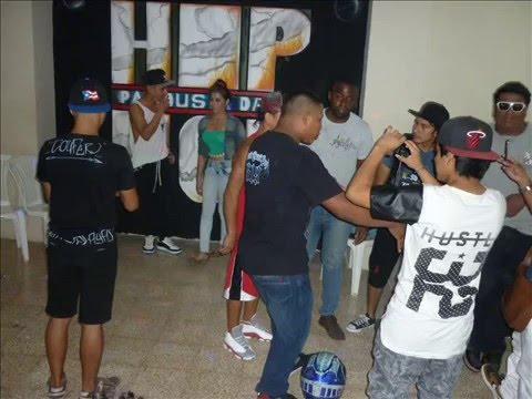 Batalla de Gallos   Parousia Dance Guayaquil