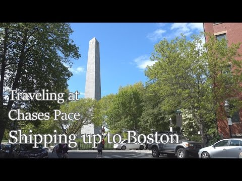 Chases Pace Shipping up to Boston