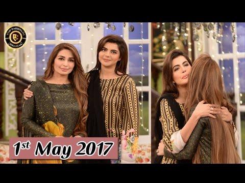 Good Morning Pakistan - 1st May 2017 - Top Pakistani show