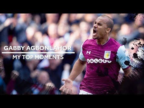 Gabby Agbonlahor: My greatest Aston Villa moments