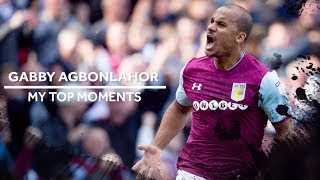 Gabby Agbonlahor: My greatest Aston Villa moments