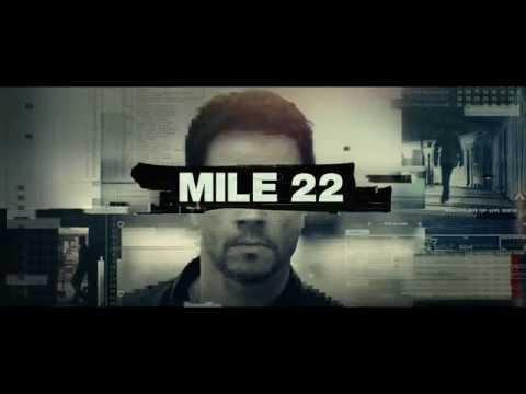 Mile 22 2018 Movie Opening
