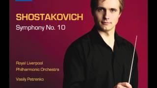Shostakovich Symphony No. 10 in E minor op.93 - 2. Allegro