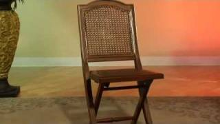 Hillsdale Marseille Folding Chairs