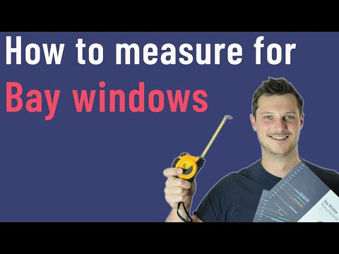 How To Measure For Blinds In A Bay Window