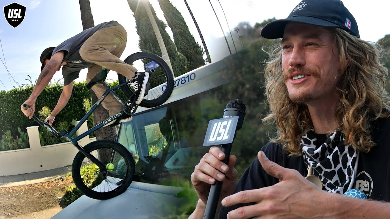 BMX - Hanging Out With Reed Stark, Denim Cox and Curly Mayne