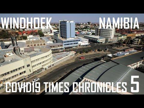 CORONAVIRUS TIMES CHRONICLES-5: WINDHOEK, NAMIBIA   ХРОНИКИ ВРЕМЕН КОРОНАВИРУСА: ВИНДХУК, НАМИБИЯ