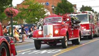 East Northport FD Parade 2010 - Part 1