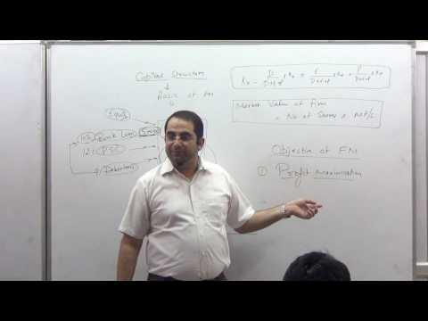 CS PROFESSIONAL FTFM- CAPITAL STRUCTURE CLASS 1 PART 2 by chander dureja