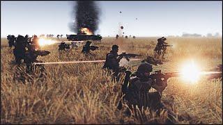 MODERN LINE DEFENSE BATTLE - Call of Duty: World War 3 Mod Gameplay