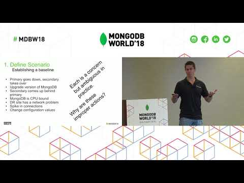 Tutorial - MongoDB Meets Chaos Monkey