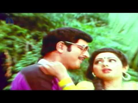 Vennelaina Cheekataina Video Song || Pachani Kapuram Movie || Krishna, Sridevi