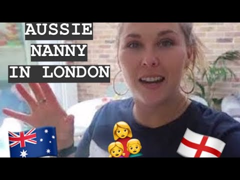 A DAY IN THE LIFE AS A LIVE IN NANNY IN LONDON