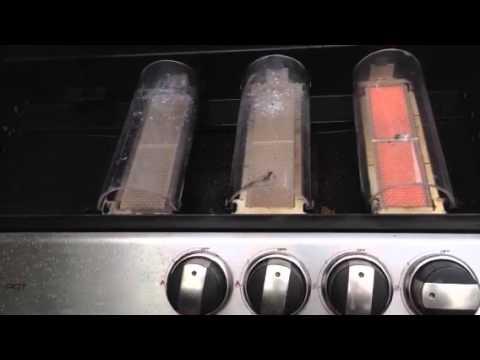 Turbo BBQ RQT Burner Issue